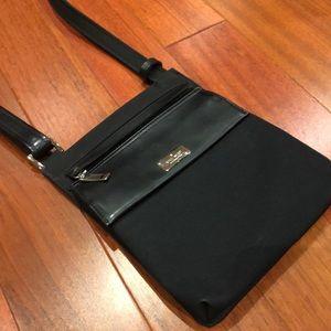 Black crossbody bag Nine West